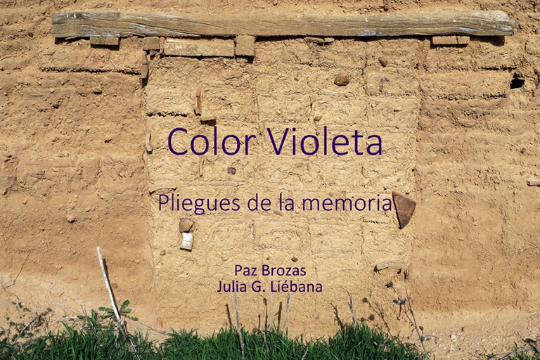 color violeta - julia g liebana